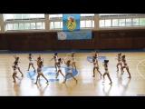 Детский танец - Черлидинг