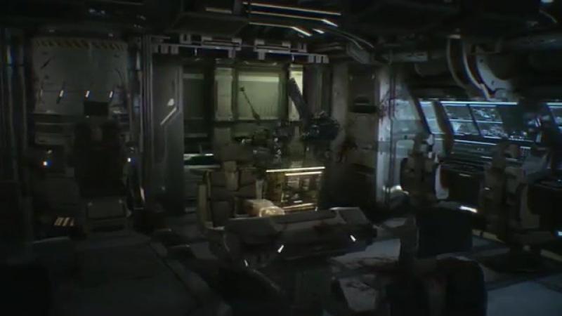 Звездный десант Вторжение Starship Troopers Invasion (2012) BDRip