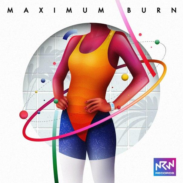 VA – NewRetroWave Presents: Maximum Burn EP (2015)