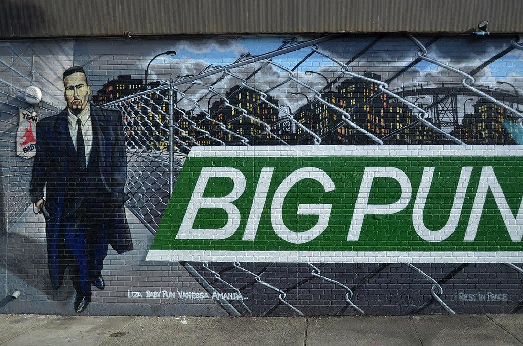 Big Pun детство