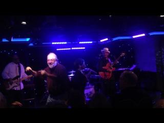 Charlie Love band at Norwegian Breakaway
