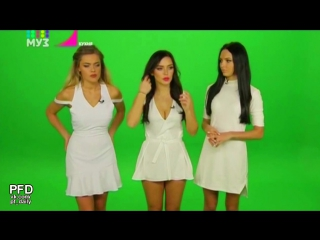 SEREBRO в программе Кухня (23/04/2016, МУЗ-ТВ)