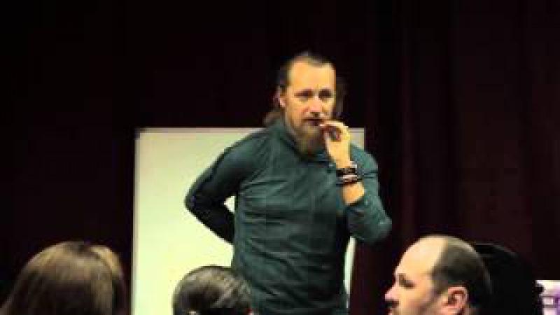 Желания и судьба | Открытая встреча с Дмитрием Троцким в Новосибирске 10.04.2015