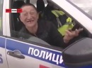 Интервью пьяного водителя из Курганской области РФ Обе тапочки слетели