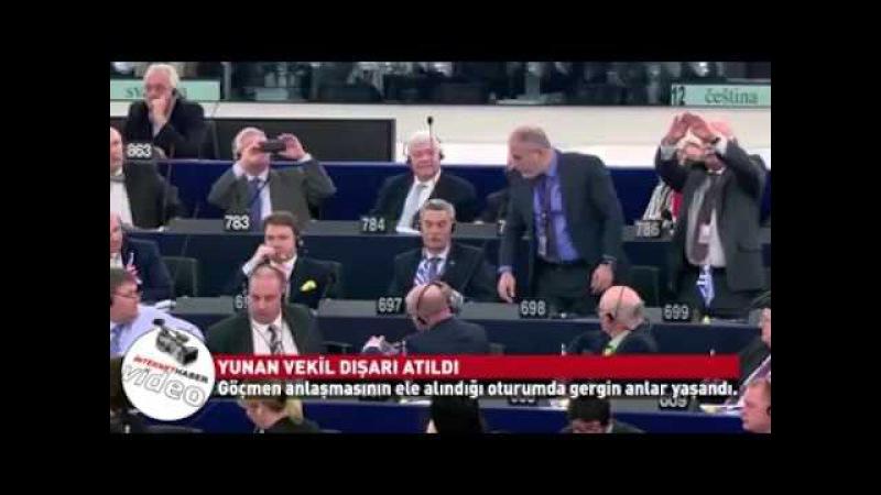 Türklere hakaret eden vekil AP'den kovuldu!