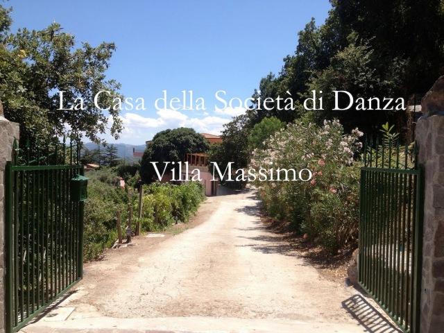La Casa della Società di Danza - Villa Massimo di Landro