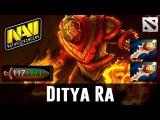 Ditya Ra Ember Spirit NaVi vs OG Starladder Dota 2