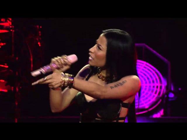 Nicki Minaj - Danny Glover (Live @Powerhouse 2014)