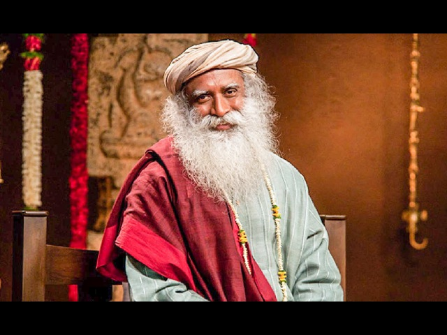 The Cosmos won't let you Rest Unless you Realize your True Nature - Sadhguru