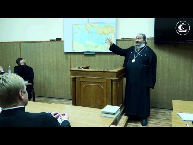 еп. Афанасий (Евтич). Прп. Иоанн Дамаскин