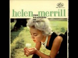 Helen Merrill -I see your face before me
