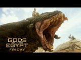 "Боги Египта телеролик Gods of Egypt (2016 Movie - Gerard Butler) Official TV Spot – ""Believe"""
