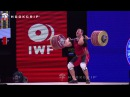 Alexey Lovchev 105 264kg Clean and Jerk World Record Slow Motion