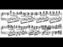 Sergei Bortkiewicz - Etude Op. 29 No. 6 Le heros (audio sheet music)
