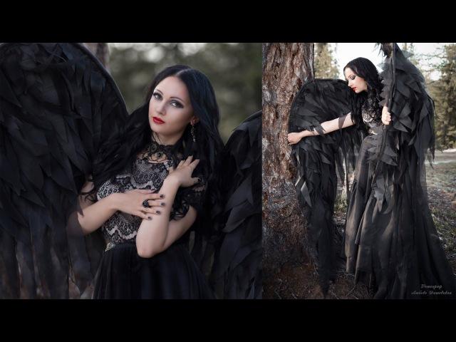 Бекстейдж Чёрный ангел