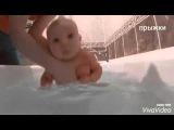 Грудничковое плавание дома в ванне. Детский центр - Дом и дети