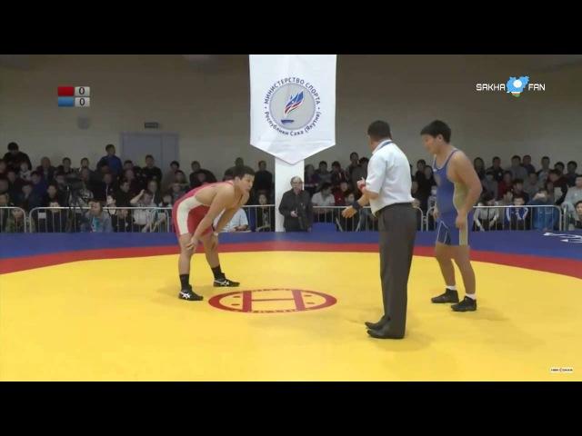 Тарскай 2016 / 86 кг Сергей Шарин - Иван Софронеев