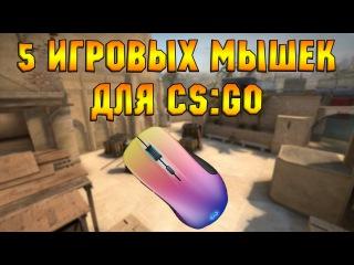 CS:GO - 5 МЫШЕК ДЛЯ ТОП-ГЕЙМЕРА
