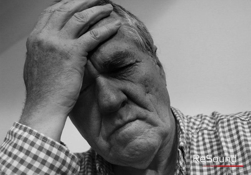 Проблема нарушения слуха у одного члена семьи, влияет на атмосферу всего дома
