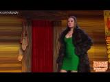Сексуальная Юлия Михалкова в шоу