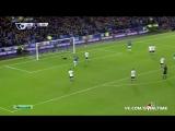 Эвертон - Тоттенхэм 1:0. Арон Леннон.