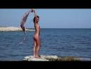 MetArt Deniz Lily-C erotic photosession sexy girl on the beach, Crimea, Sevastopol, Black sea, Крым, Севастополь, Черное море