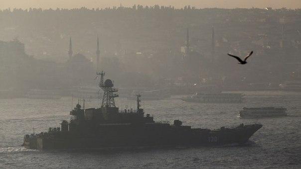 El Pais: Испания открыла порт для ВМФ России вопреки недовольству ЕС