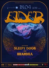ELDER (USA) ** 18.04.16 ** СПб (Zoccolo 2.0)