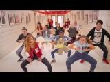 Танцевальный батл в старшей школе _ Dance Battle in high school