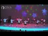 Детские современные танцы 8-12 лет от DIVA Studio, хореограф Наталья Янькова