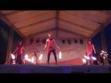 Fire Show под Rammstein(09 05 16)