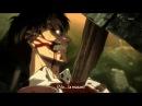 Shingeki No Kyojin - Eren Jaeger v/s Titan Femenina 2do encuentro (Cutscene Escena) HD