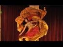 Jennifer Wins Yaa Halla Yall- Dansoz Dunya with double veil belly dance