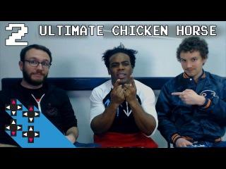 [#My1] Ultimate Chicken Horse w/ Giant Bomb's Ryckert & Kotaku's Klepek Part 2 — Superstar Savepoint