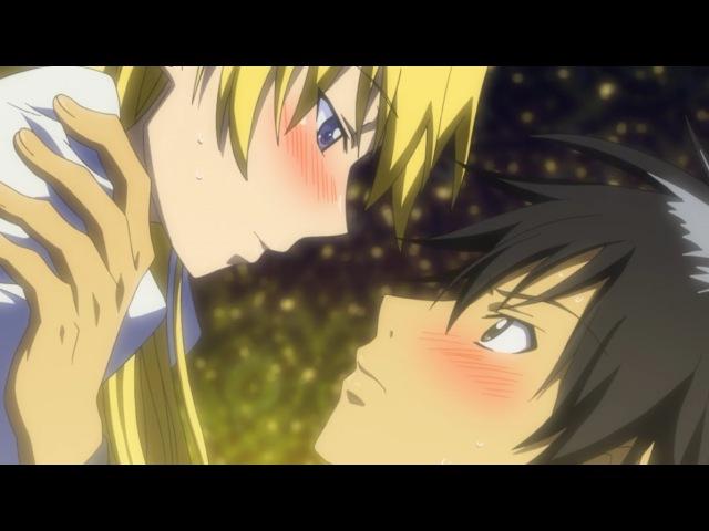 Аниме клип о любви - В твоих глазах... (Аниме романтика AMV)