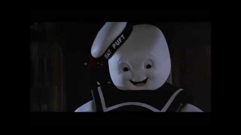 Ghostbusters Stay Puft Man