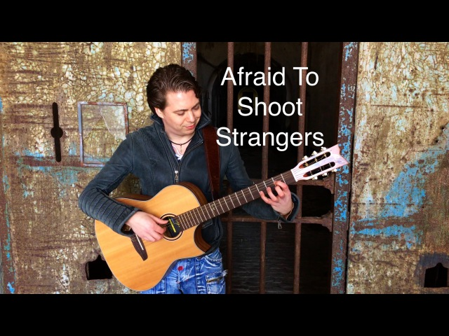 Iron Maiden [Afraid To Shoot Strangers] Acoustic/Classical Fingerstyle guitar by Thomas Zwijsen