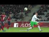 Лилль 1:0 Сент-Этьен | Французская Лига 1 2015/16 | 16-й тур | Обзор матча