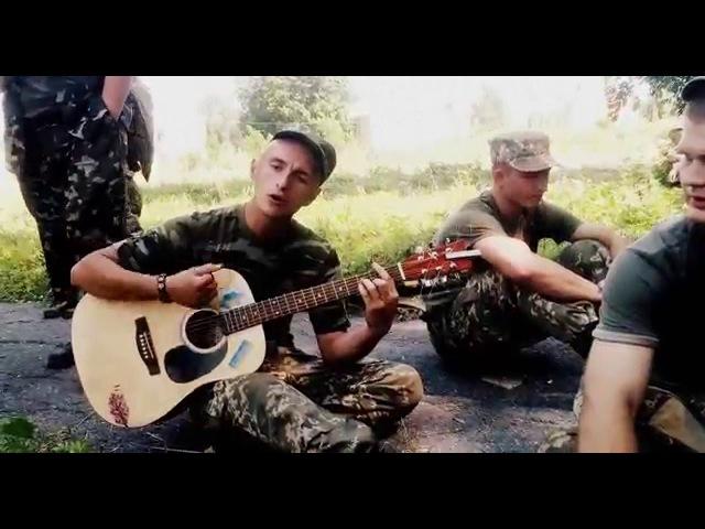 валит на гитаре 5nizza Я - Солдат - Пятница под гитару