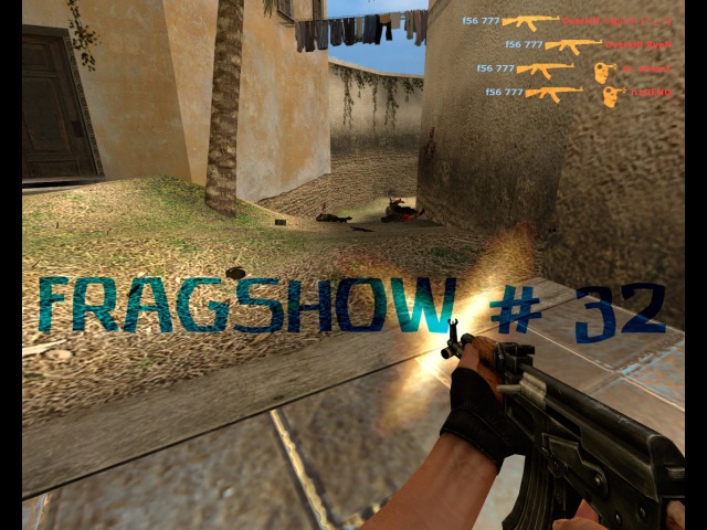 32 FRAGSHOW OLD by lucker