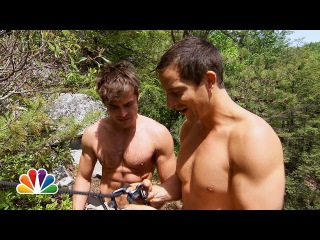 Running Wild with Bear Grylls - Zac and Bear's Death-Defying Drop (Episode ...