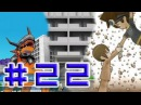 PSP Digimon Adventure Walkthrough Part 22 - Going to Digital World Again - Boss Ogremon