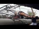 7646 Krieg Погибает от удара тока на крыше поезда