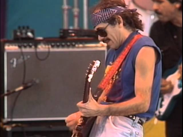 Santana - Mandela - 11/26/1989 - Watsonville High School Football Field (Official)
