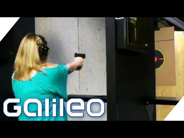 In dieser Stadt sind Waffen Pflicht   Galileo