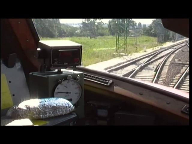 Járműpark, M61.017psz Nohab mozdony vezető állasa