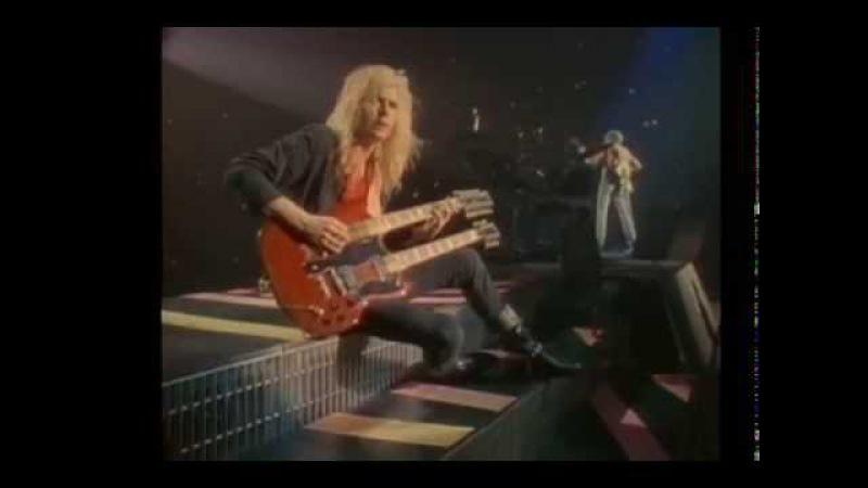 Def Leppard - Bringin' On the Heartbreak (live in Denver 1988) HD