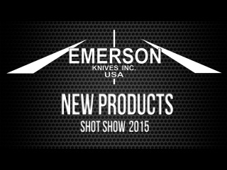 Emerson New Products 2015 | Shot Show