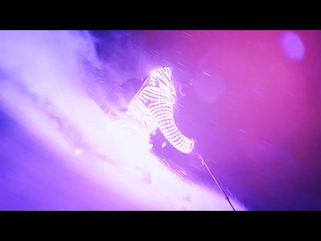 2016 NYCDFF EXTREME SPORTS BEST IN SHOW WINNER AFTERGLOW LIGHTSUIT SEGMENT by SWEETGRASS PRODUCTIONS