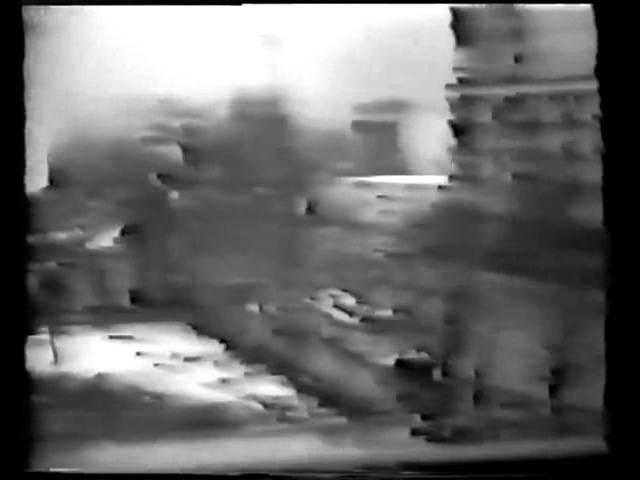 Штурм Грозного. Январь, 1995. Расстрел бронетехники 81 МСП. www.warchechnya.ru
